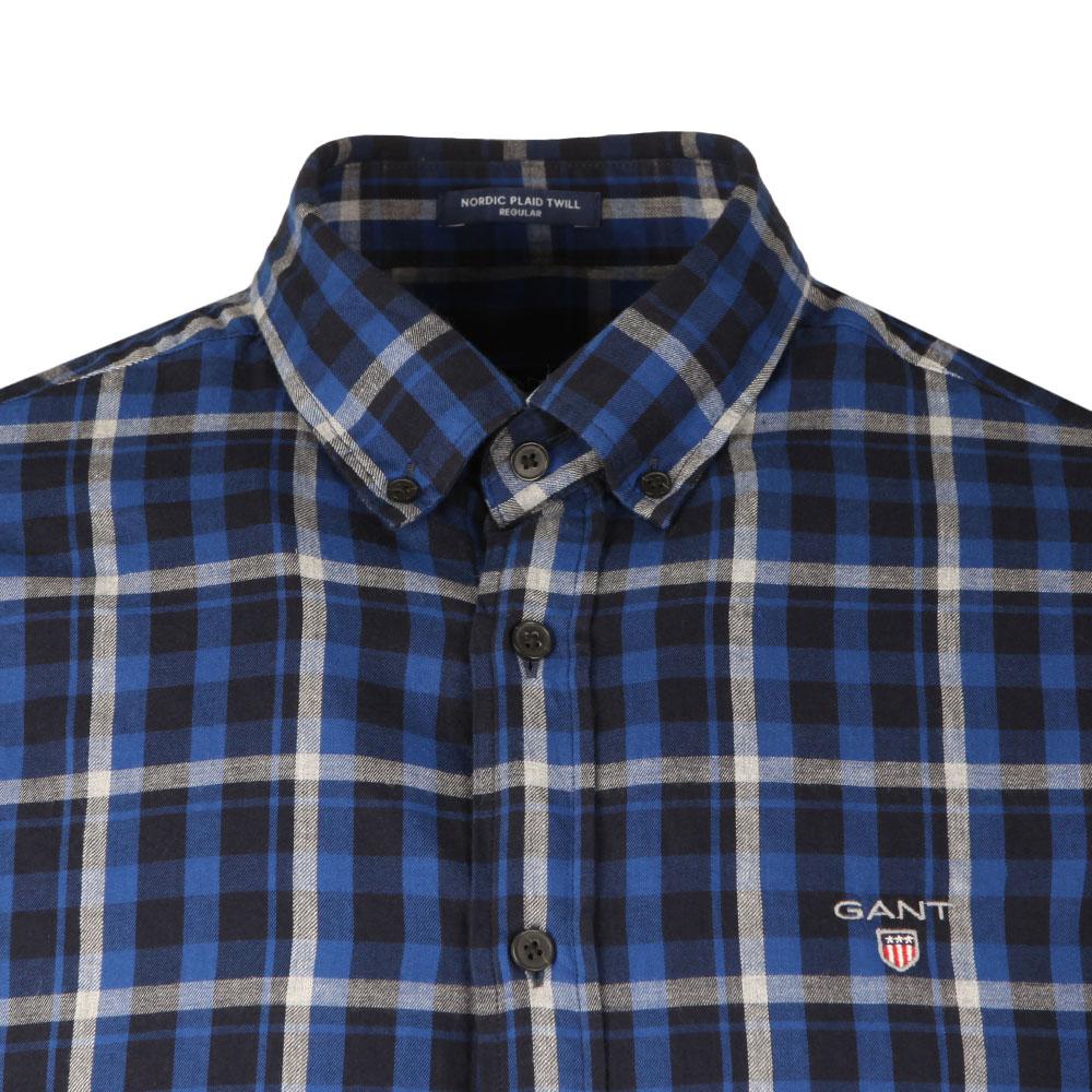 Nordic Plaid LS Shirt main image