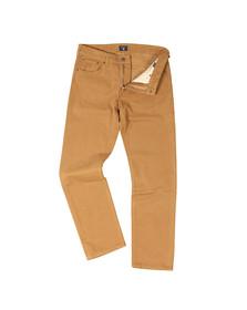 Gant Mens Brown Tyler Soft Twill Jean