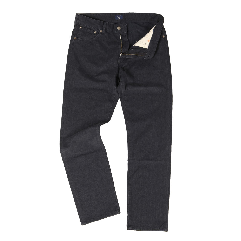 Regular Straight Soft Twill Jean main image