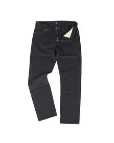 Gant Mens Blue Regular Straight Soft Twill Jean