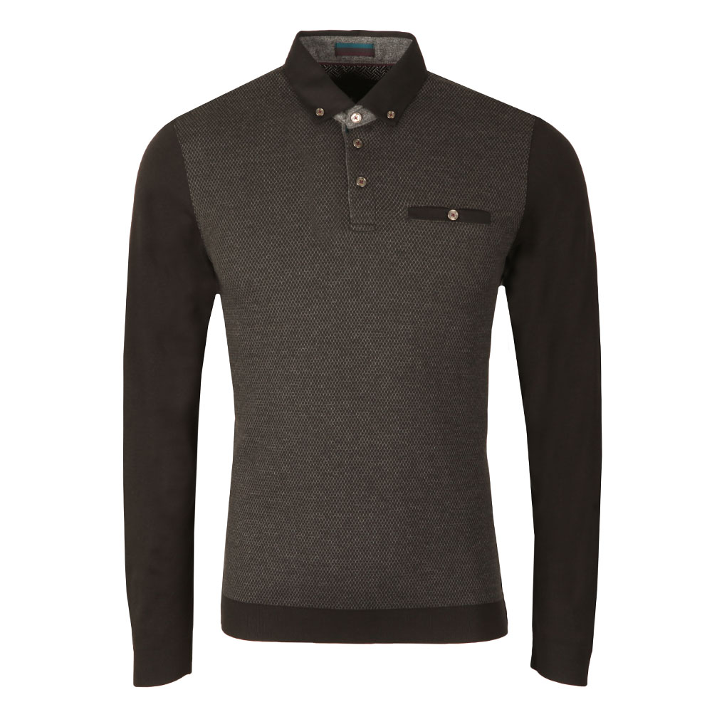 Woolpak LS Mouline Polo main image