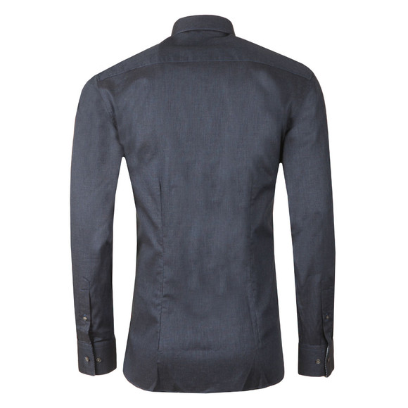 Ted Baker Mens Blue Wreeth L/S Endurance Shirt main image