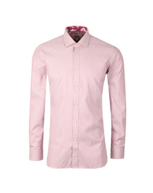 Ted Baker Mens Pink Eager Endurance Shirt