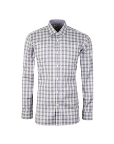 Ted Baker Mens Blue Krave Endurance Sterling Shirt