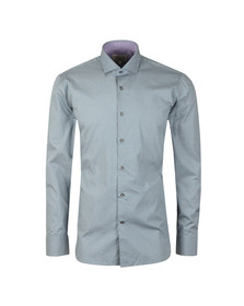 Ted Baker Mens Grey Thaw L/S Endurance Shirt