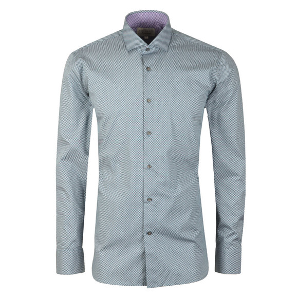 Ted Baker Mens Grey Thaw L/S Endurance Shirt main image