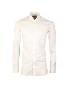 Ted Baker Mens White Buckley L/S Endurance Shirt