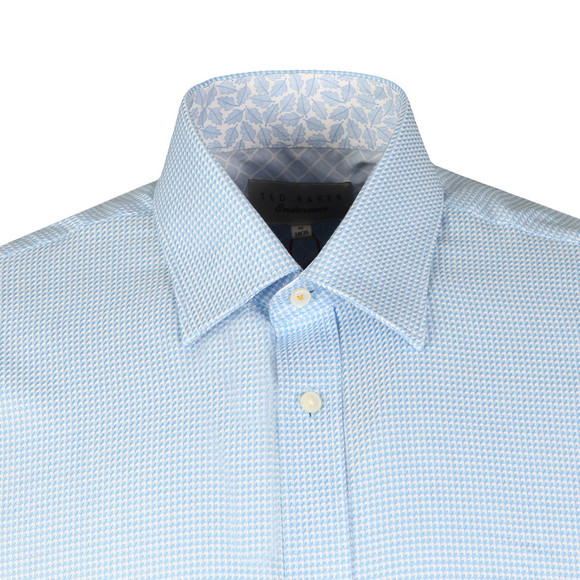 Ted Baker Mens Blue Quame Endurace Shirt main image
