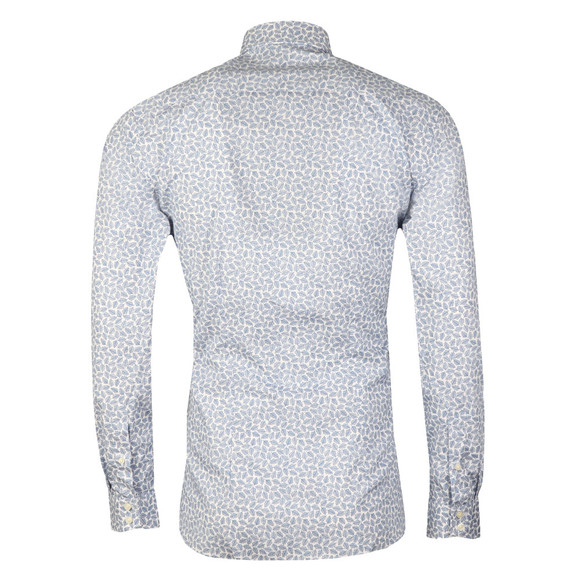 Ted Baker Mens Blue Nimph L/S Endurance Shirt main image