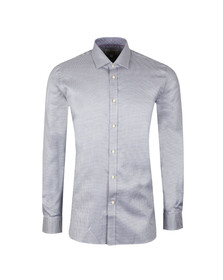 Ted Baker Mens Blue Chimy L/S Endurance Shirt