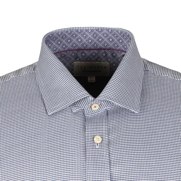 Ted Baker Mens Blue Chimy L/S Endurance Shirt main image