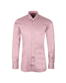 Ted Baker Mens Pink Chimy L/S Endurance Shirt