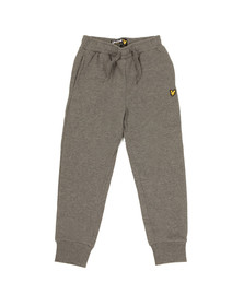 Lyle And Scott Junior Boys Grey Classic Jogger