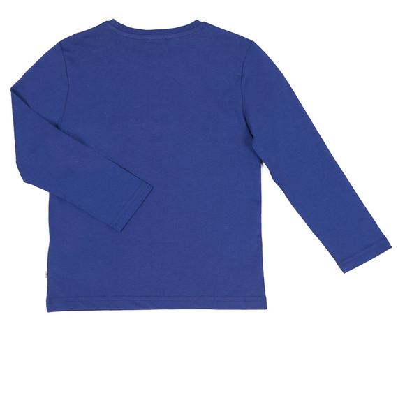 Boss Boys Blue J25B21 T Shirt main image