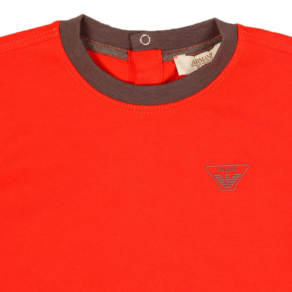 6YHT01 Small Logo T Shirt main image