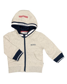Boss Boys Grey Baby J05588 Hoody