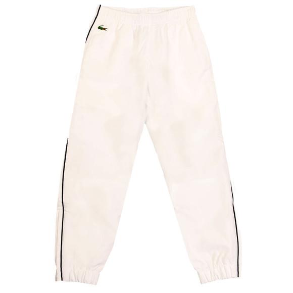 Lacoste Sport Boys White WJ8813 Track Suit main image