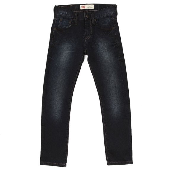 Levi's Boys Blue 520 Extreme Tapered Jean main image