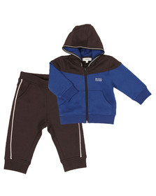 Boss Boys Blue Baby J08025 Track Suit