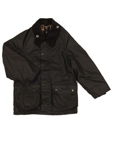 Barbour Lifestyle Boys Blue Classic Bedale Jacket