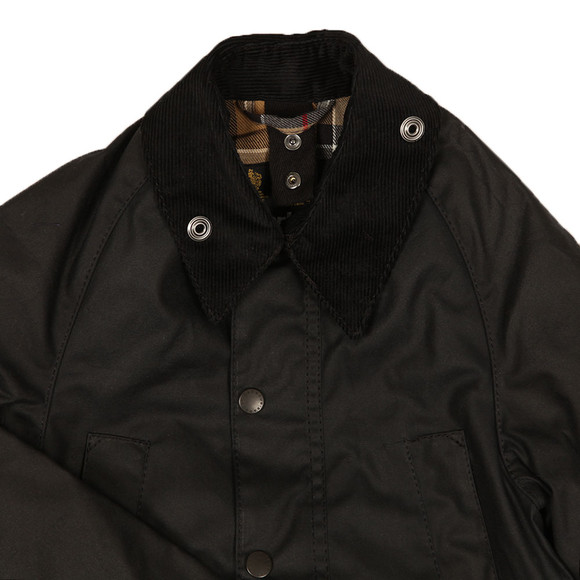 Barbour Lifestyle Boys Blue Classic Bedale Jacket main image