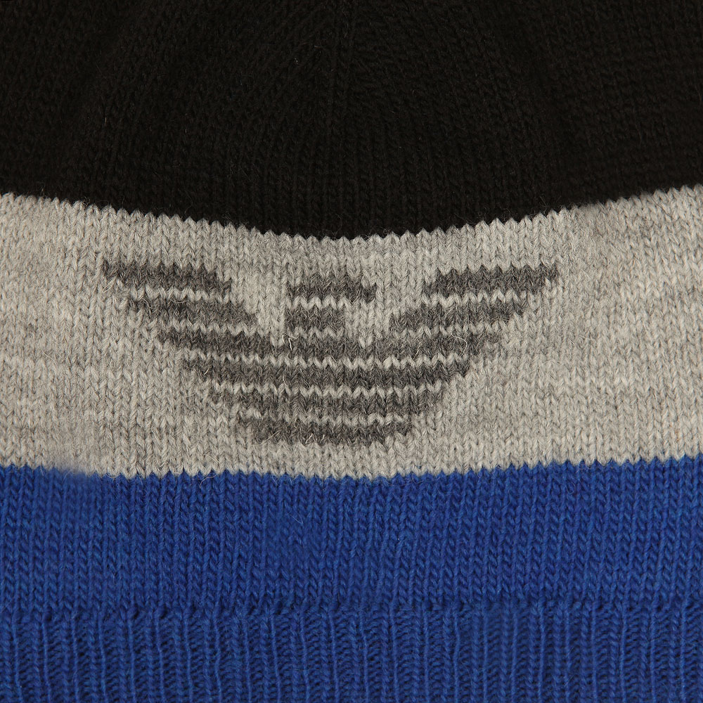 Knitted Logo Hat main image