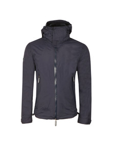 Superdry Mens Blue Artic Hooded Cliff Hiker Jacket