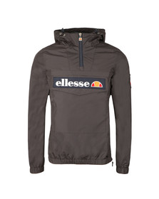 Ellesse Mens Brown Mont 2 1/4 Zip Jacket