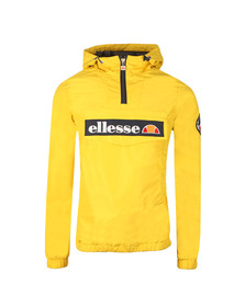 Ellesse Mens Yellow Mont 2 1/4 Zip Jacket