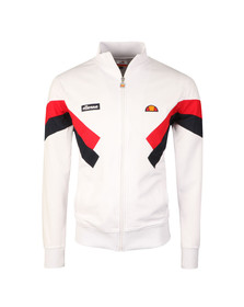 Ellesse Mens White Chierroni Track Top