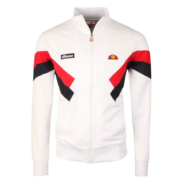 Ellesse Mens White Chierroni Track Top main image