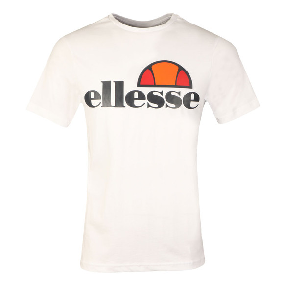 Ellesse Mens White Prado T Shirt main image