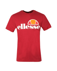 Ellesse Mens Red Prado T Shirt