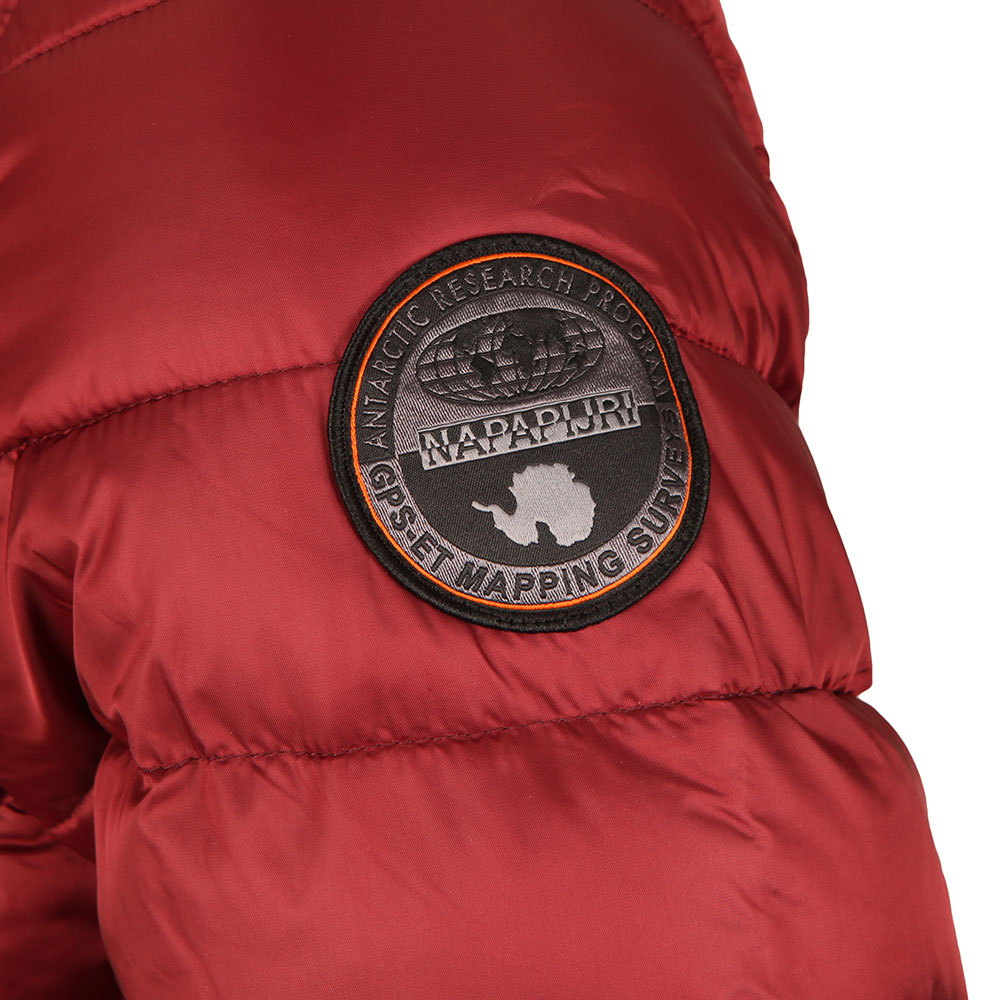 Aerons Hooded Jacket main image