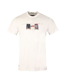 Weekend Offender Mens White Continental Elegance T Shirt