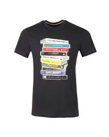 Weekend Offender Mens Blue Cassettes T Shirt