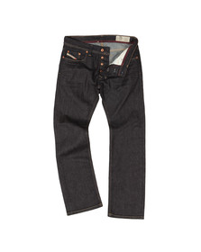 Diesel Mens Blue Larkee Straight Jeans