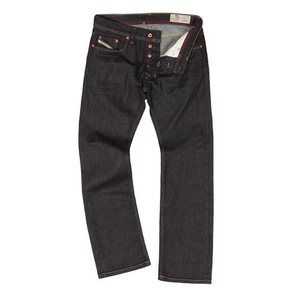 Diesel Mens Blue Diesel Larkee Straight Jeans main image