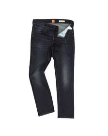Boss Orange Mens Blue 63 Slim Fit Jean