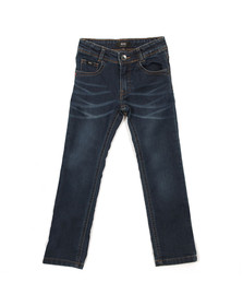 Boss Boys Blue Super Slim Fit Jean