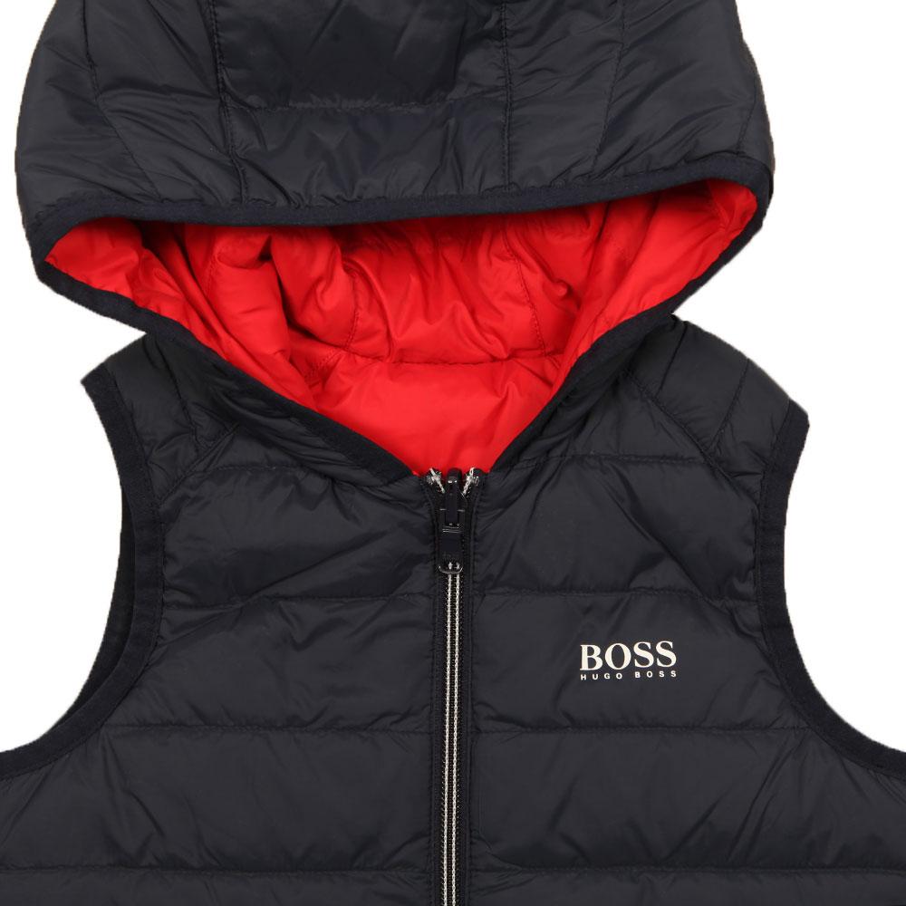 90916cb1c BOSS Bodywear Reversible Gilet