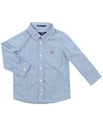The Broadcloth Gingham Shirt
