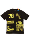 Diesel Boys Black Boys Tangx T Shirt