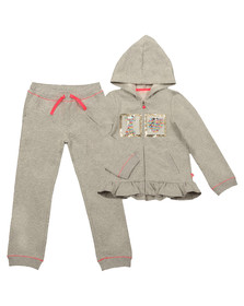 Billieblush Girls Grey U18078 Track Suit