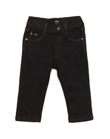 Boss Boys Blue Baby Regular Fit Jean