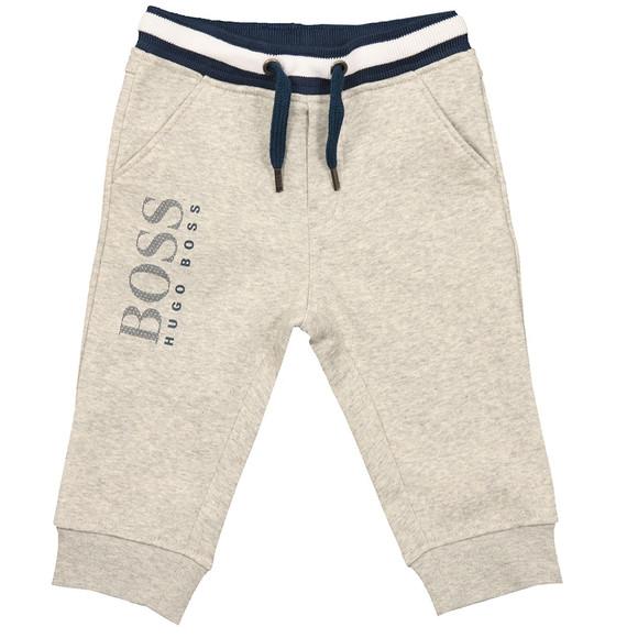 Boss Boys Grey Baby J04280 Jogger main image