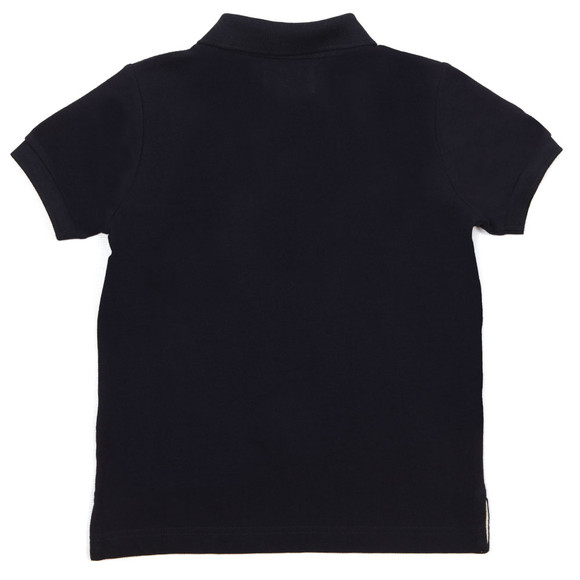 Hackett Boys Blue Solid Polo Shirt main image