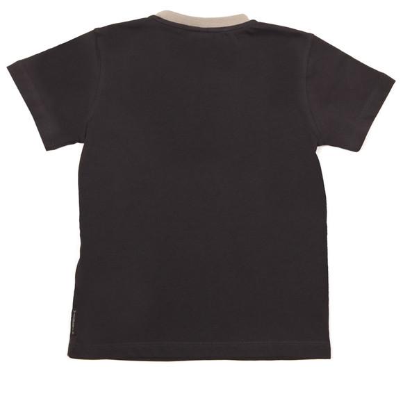 Armani Junior  Boys Blue 6Y4T11 Ringer T Shirt main image