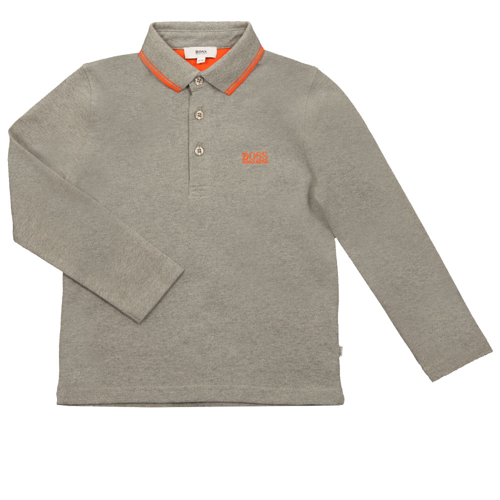 Long Sleeve Polo Shirt main image