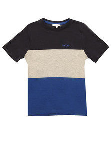 Boss Boys Blue J25B64 T Shirt